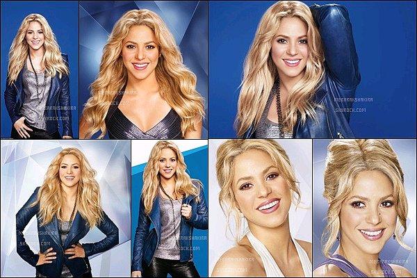 Nouveau Photoshoot de la belle Shakira réalisé par le photographJonas Akerlund S. est magnifique sur ces photos pour la marqueOral B, j'aime beaucoup celles où elle a les cheveux lissés, ça lui va tellement bien !