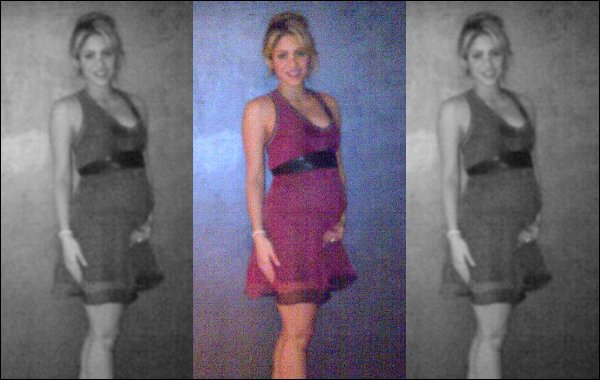 1er Octobre 2012 :La ravissante Shakira Mebarak a donné une interview à la radio allemande RTL Shakira avait alors révélé dans cette interview qu'elle était enceinte d'un petit garçon. Elle est toute mignonne sur ces photos :)