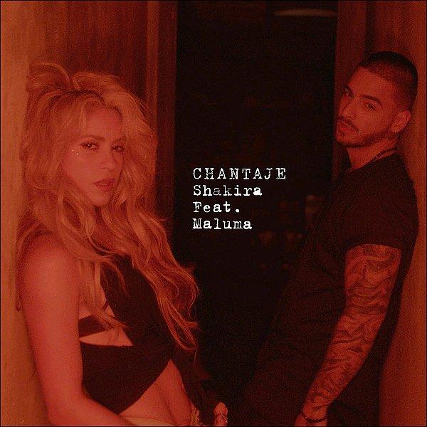 Découvrez CHANTAJE le nouveau single de la belle en duo avec Maluma Comment trouvez-vous la chanson ? J'aime assez le rythme de la chanson, déjà pressé de voir le clip de Chantaje.