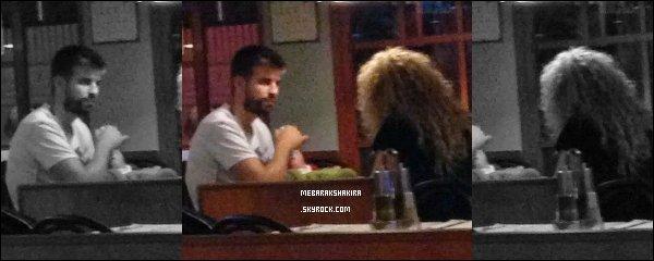 """24 septembre 2013 : Shakira a posté une nouvelle vidéo d'elle sur Instagram faisant du basket """" Here I go by """"Mini LeBron"""", respect! Shak """""""
