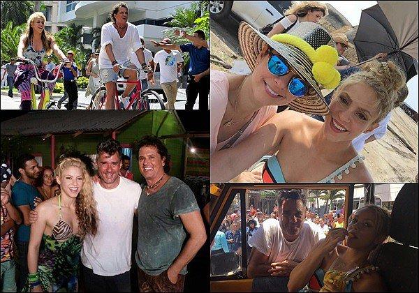 Découvrez le Behind The Scene du clip La Bicicleta en duo avec Carlos vives ! Le clip a été tourné en Colombie en mai dernier, les deux colombiens étaient au TOP. Il avait l'air d'y avoir une super ambiance.