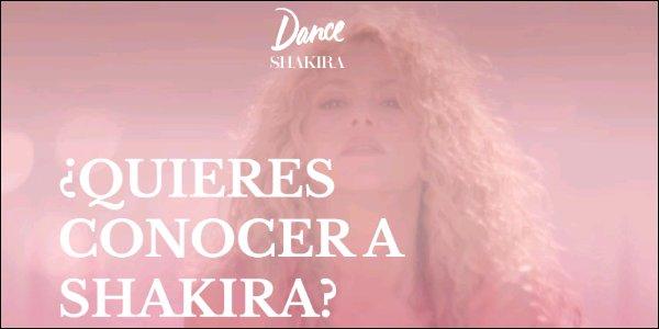 24 Novembre 2016 : Shakira a posté une vidéo sur Facebook pour ses fans argentins Shakira se rendra également prochainement au Brésil pour le lancement de son parfum DANCE Shakira