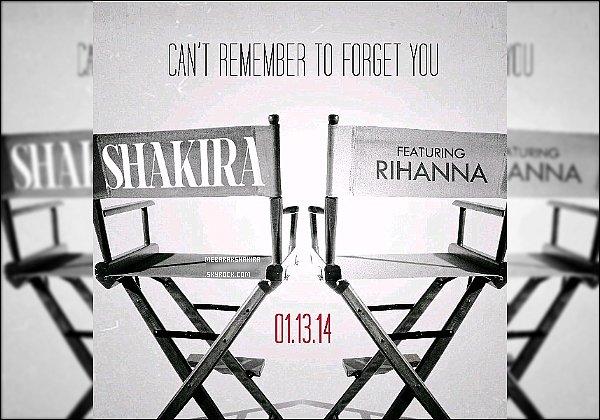 7 Janvier 2014 : Shakira a posté une nouvelle photo d'elle surTwitteren studiod'enregistrement + Le 9 Janvier 2014 : Voici une nouvelle photo de Shakira travaillant dans lestudio d'enregistrementàBarcelone