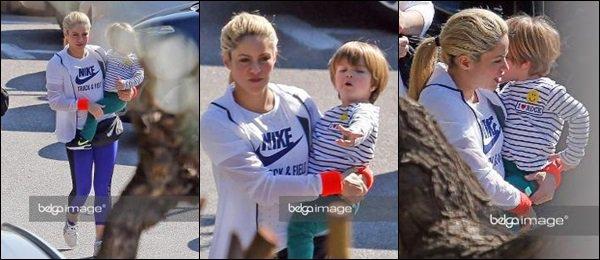 """17 mars 2017 : Shakira a posté une vidéo avec l'adorable Sasha, """"mon partenaire de bachata préféré"""" Ils sont trop mignons tous les deux ! Shakira est une super maman, j'adore la voir sourire ainsi *____*"""
