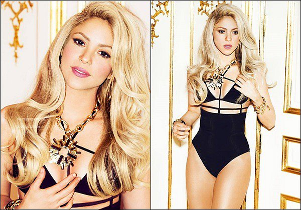 Découvrez les premières photos du clip Can't Remember To Forget You ! Ce clip vidéo a été réalisé par Joseph Kahn à Los Angeles en décembre 2013. Shakira est plus que parfaite sur ces photos ♥__♥