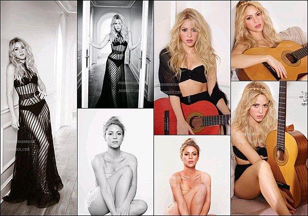 Découvrez le photoshoot ainsi que les pochettes pour l'album éponyme SHAKIRA. Shakira est absoluement sublime sur ces photos ! J'aime bien ses petites tenues, Mlle Mebarak nous en met plein les yeux *__*