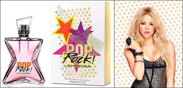 Shakira n'en fini pas de sortir de nouveaux parfums ! La preuve, la belle colombienne comptait déjà 9 parfums à son actif et en voilà 4 de plus !