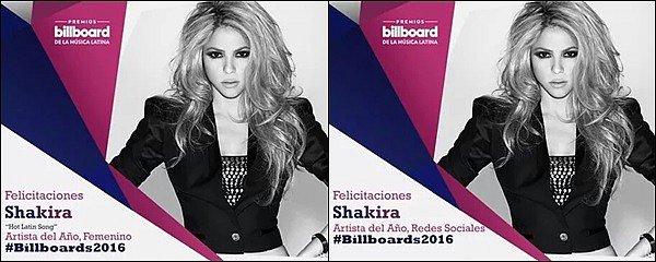 """Shakira et Carlos Vives annoncent la date de sortie de leur duo """"La Bicicleta"""" La chanson des deux colombiens sera diffusé à partir du 20 juin prochain à la radio... Hâte de l'entendre ?"""