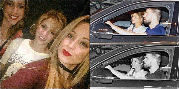 """12 mai 2016 : Shakira a posté une nouvelle photo sur les réseaux sociaux, """"Is it summer yet ? Shak"""" Nous pouvons admirer les magnifiques jambes bronzés de la sublime colombienne. J'aime beaucoup sa tenue très colorée :)"""