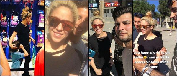 """15 mars 2017 : une nouvelle photo de Shakira portant de la marque Kypers Eyewear est sortie. + Le même jour, Gerard a posté une photo de """"sa lionne"""" sur les réseaux sociaux, notre belle tigresse est toujours au TOP !"""