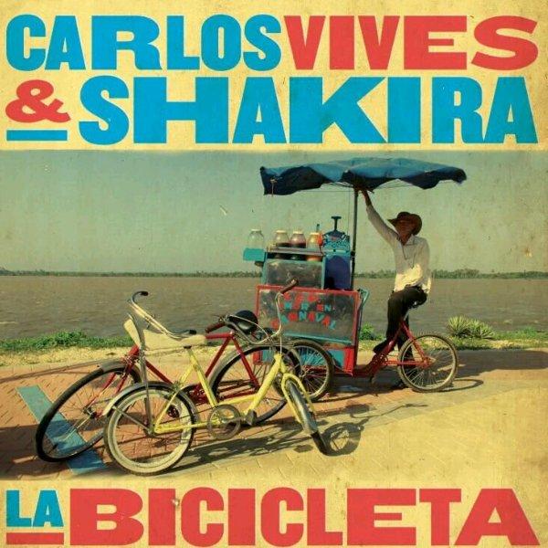 Découvrez l'audio de La Bicicleta de Shakira en duo avec Carlos Vives !! Qu'en pensez vous ? Personnellement, J'adore le rythme, la chanson est géniale♥