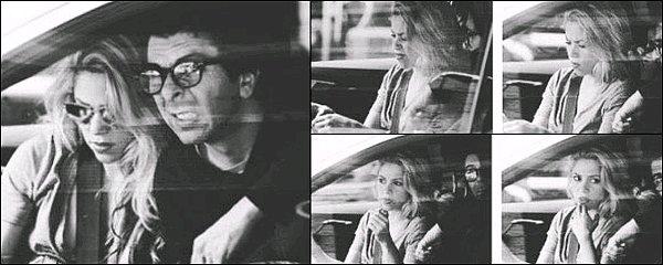 22 avril 2016 : Shakira a été vue en compagnie de Luis Fernando Ochoa en voiture à Barcelone Shakira continue de travailler sur son nouvel album avec le compositeurLuis Fernando Ochoa avec lequel elle a déjà travaillé.