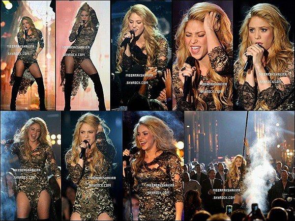 18 mai 2014 : Shakira et Gérard sur le tapis rouge des Billboard Music Awards 2014