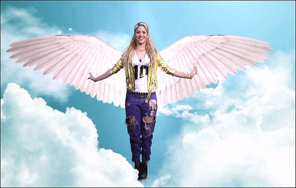 Nouvelle vidéo de Shakira pour promouvoir la nouvelle saison de EL HORMIGUERO
