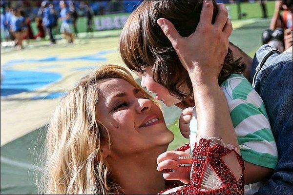 Notre colombienne préférée est enceinte de son deuxième enfant ♥
