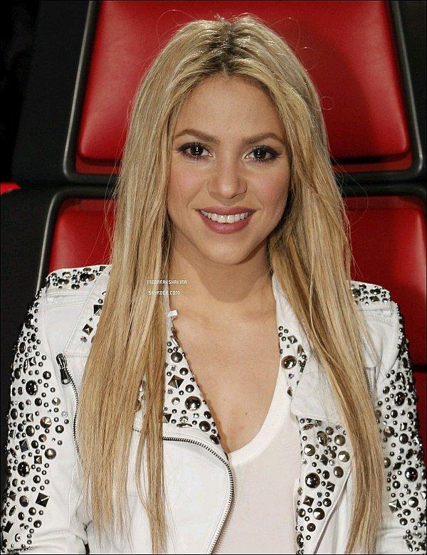 Shakira n'était pas présente lors de la cérémonie des Teen Choice Awards 2014 le 10 août 2014.La belle a reçu la récompense : Meilleur star de la télé-réalité féminineavec The Voice. Son ami & coach de The Voice,Adam Levinea également reçu la récompenseMeilleur star de la télé-réalité masculine.
