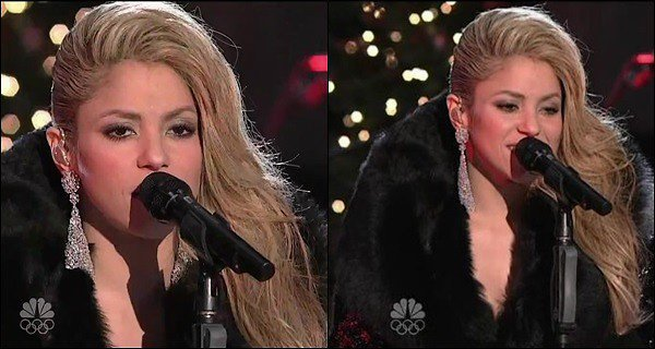 A l'occasion des fêtes qui approchent, (re)-découvrez Santa Baby interprété par Shakira Mebarak ♡ S. avait chanté cette chanson au Rockfeller Center à New York en 2009, elle était tout simplement incroyable et quelle beauté *_*