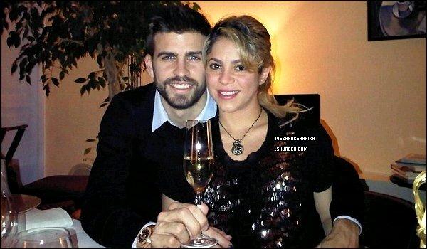 Les parents de Shakira confirment que le bébé est un garçon