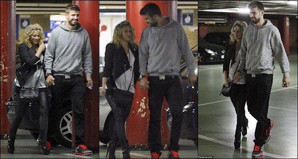 """27 novembre 2012 : Shakira a posté une photo avec Gerard, """"Je pourrais passer 9 mois de plus ainsi! Shak"""" Ils sont adorables tous les deux, cette photo représente parfaitement nos deux tourtereaux agrandissant leur petite famille :)"""
