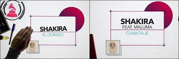 Shakira Mebarak est en couverture de la version slovène du magazineCOSMOPOLITAN