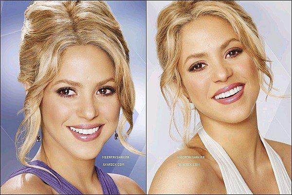 Nouvelles photos promotionnelles de Mademoiselle Mebarak pour Oral-B