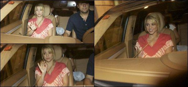 30 juin 2012 : Shakira a pris des photos avec des fans entre deux,sur le tournage du clip de Dare à Lisbonne Shakira est sublime sur ces photos, le clip n'est sorti qu'en 2014 et est une pure merveille, Shakira resplendit une fois de plus