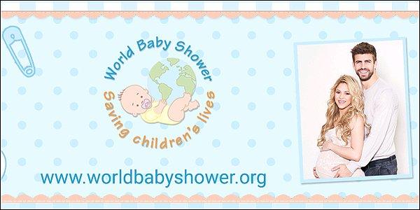 Shakira a organisé la première Baby Shower mondiale avec l'Unicef pour aider les enfants défavorisés du monde entier. Le principe étant d'offrirun vaccin, des couvertures ou encore des kits de premiers secours... pour les enfants dans le besoin. La Baby Shower de Shakira a été un véritable succès