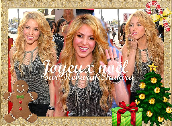 Joyeux noël à tous :) ♥