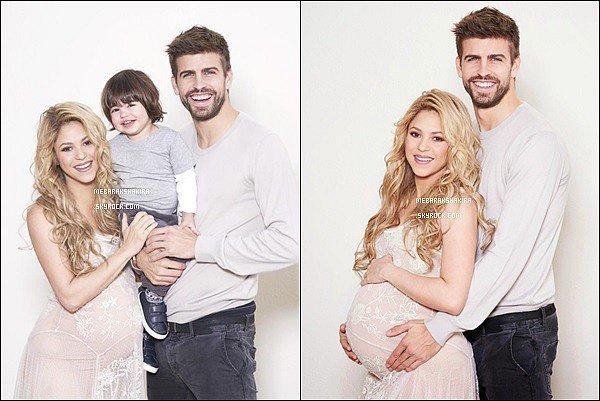 La petit famille a réalisé quelques portraits pour la Baby Shower avec Unicef