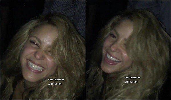 7 Juin 2015 : Shakira & Gerard célébrant la victoire du FC Barceloneà la Ligue des champions à BerlinUne telle victoire ça se fête ! Ils avaient l'air de passé un bon moment, Shakira était trèèès souriante une fois de plus :p