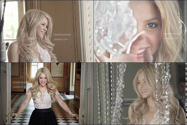 ●● Découvrez la nouvelle publicité de Shakira pour la célèbre marque oral B Shakira est sublime dans cette vidéo ! J'aime énormément ce qu'elle porte mais avant tout son beau sourire ♥