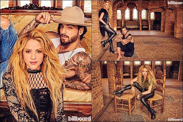 Découvrez les magnifiques photos du photoshoot de Shakira & Maluma pour Billboard♥ Les photos ont été prises à Barcelone au début du mois. Ce photoshoot est une pure merveille, ils sont renversants tous les deux *__*