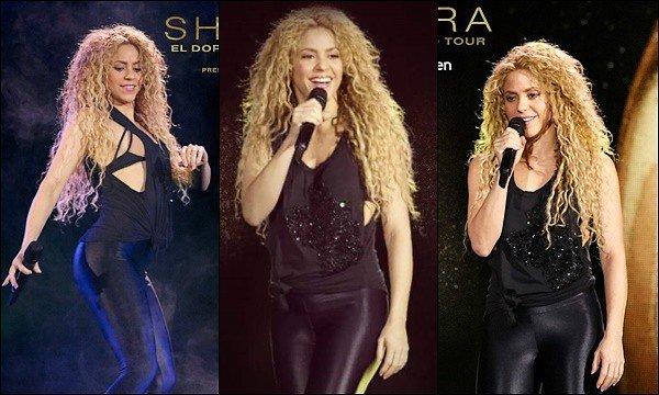 Mai 2018 ▬ La tournée se rapprochant à grand pas, Shakira partage de nombreux moments avec ses fans La belle est vraiment à fond ! C'est super de la voir en forme. C'est toujours impressionnant de voir ses talents de contorsionniste *__*