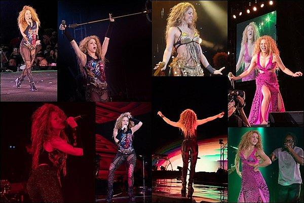 10 Juillet 2018 : Shakira a été vu toute souriante arrivant à l'aéroport d'Istanbul en Turquie Shakira était vraiment SUBLIME ! De plus j'aime bien sa tenue, sa veste en jean est sympa, c'est un TOP :)