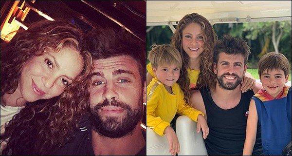 17 Juin 2019 : Gerard a posté une photo en compagnie de sa belle colombienne sur les réseaux sociaux 19 Juin 2019 : Gerard a posté une photo de son adorable petite famille sur les réseaux. Ils sont craquants tous les 4 ♥