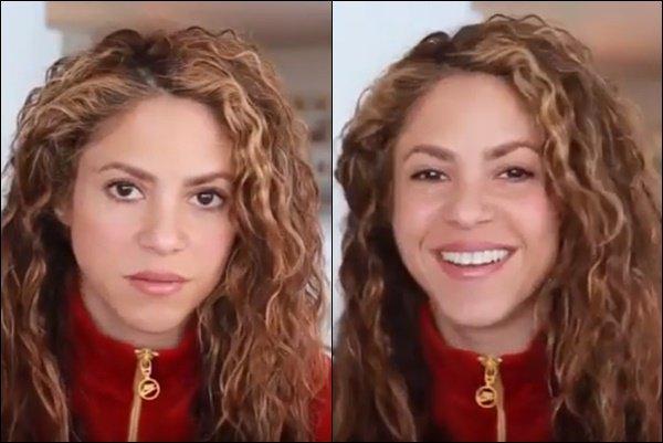 MARS  2019 ▬  Nouvelle vidéo de Shakira pour Sptotif, dans laquelle elle parle de ses chansons La musique lui permet d'exprimer et d'envoyer un message aux gens, elle partage ses peurs, ses erreurs, ses succès, cela la fait sentir complice #MujeresEnLaMusica. Shakira est vraiment adorable et d'une simplicité dans cette vidéo, vous ne trouvez pas ? :)