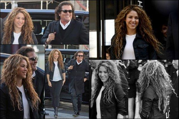 """27 mars 2019 : Shakira, Tonino et Carlos Vives se sont rendu à un tribunal dans la capitale espagnole, Madrid En effet les deux colombiens sont accusés de plagiat pour leur titre""""La Bicicleta"""" par la chanteur cubain Livam. Ce dernier les accusent d'avoir repris certaines paroles de sa chanson""""Yo te quiero tanto"""". Ceci étant tellement ridicule, je ne vais pas m'attarder sur le sujet."""