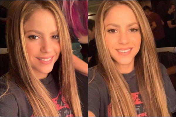 Shakira est heureuse d'annoncer la sortie du film de sa tournée, il sera diffusé dans plus de 60 pays. En France l'Eldorado World Tour, Le Film sera diffusé le jeudi 14 Novembre 2019.