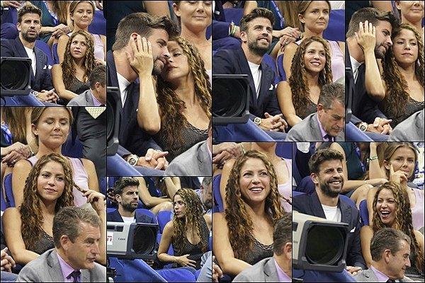 4 septembre 2019 : Shakira & Gerard sont allés assister à un match de l'US Open de tennis à New York Ils sont tellement mignons tous les deux, j'adore voir leur complicité sur ces photos ! Ca fait plaisir à voir *__*