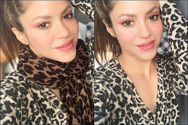 OCTOBRE 2019 ▬ Shakira a posté plusieurs photos sur Instagram, elle est vraiment superbe ♥