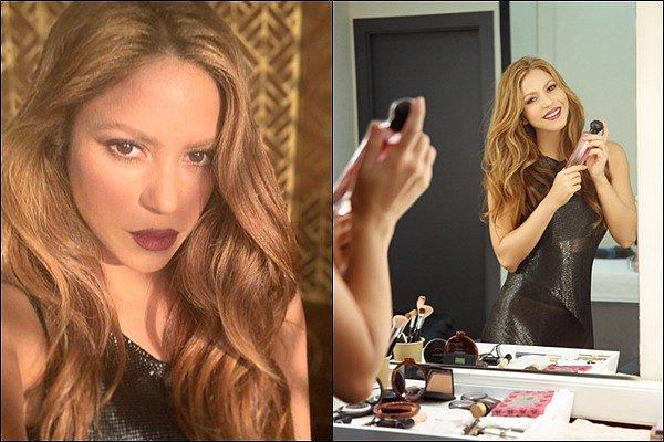 14 février 2020 : Shakira a posté de nouvelles photos lors d'un photoshoot pour son nouveau parfum Shakira est superbe sur ces photos ! j'aime beaucoup sa robe argentée, ses cheveux sont au TOP également :)