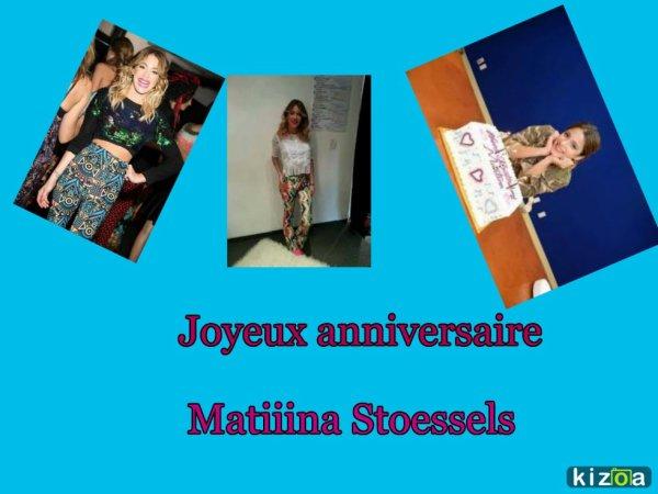 Martiiina Stoessels