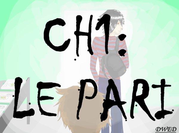 Antipode: CH1: Le Pari