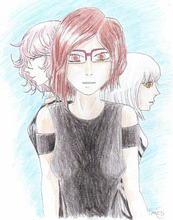 3 personnages (l'enfant en nous)