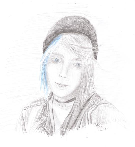 Portrait Chloé- Life Is Strange Before The Storm