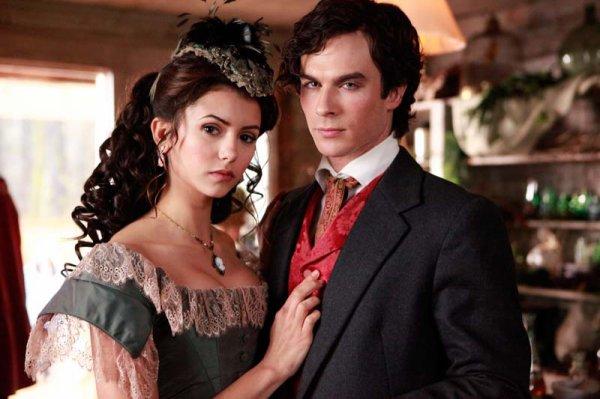 Katherine et Damon