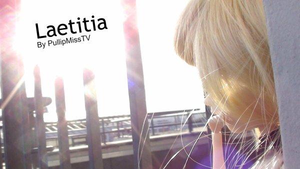 Laetitia dans le vent ( Partie 1 )