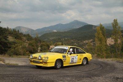 Rallye du Dauphiné VHRS