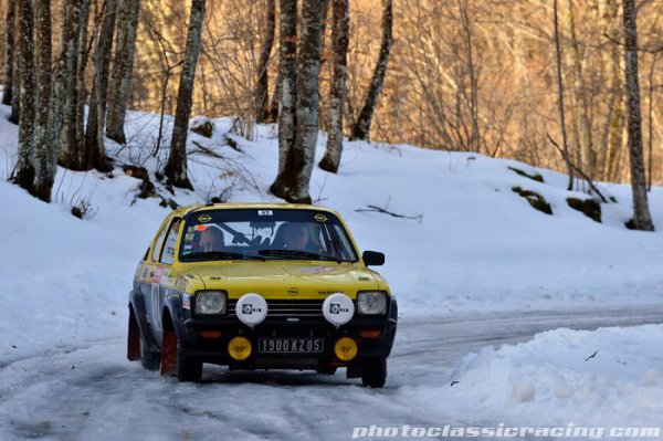 Rallye Monte Carlo Historique 2013
