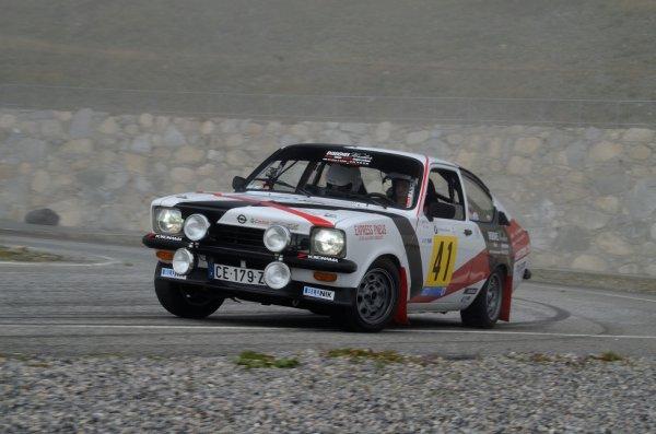 Rallye Andoore 2013 avec Quentin Taus